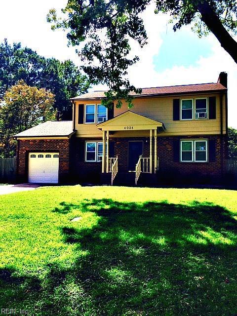 4024 Timberland Dr, Portsmouth, VA 23703 (#10152807) :: The Kris Weaver Real Estate Team