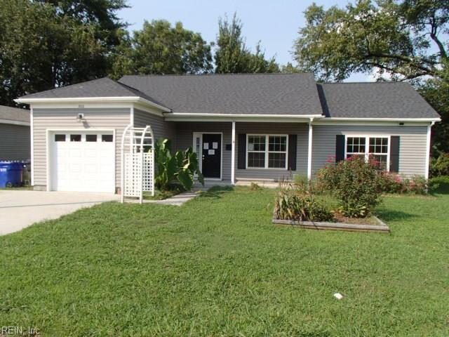 306 Baker St, Suffolk, VA 23434 (#10153017) :: Berkshire Hathaway HomeServices Towne Realty