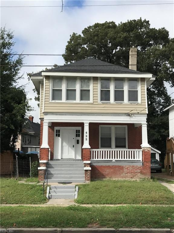 422 W 37th St, Norfolk, VA 23508 (#10153132) :: Berkshire Hathaway HomeServices Towne Realty