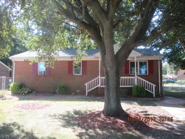 2501 Strawberry Ln, Chesapeake, VA 23324 (#10156133) :: Hayes Real Estate Team