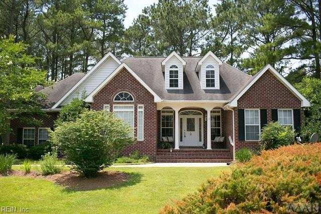 100 Croatan Rd, Perquimans County, NC 27944 (MLS #10156174) :: Chantel Ray Real Estate