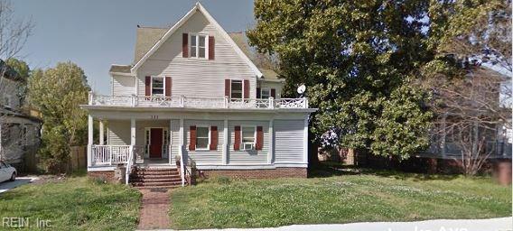 333 E Pembroke Ave E, Hampton, VA 23669 (#10160756) :: Abbitt Realty Co.