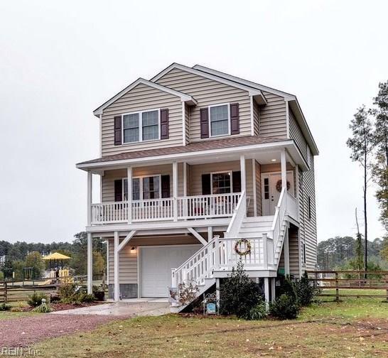 42 S Lawson Rd, Poquoson, VA 23662 (MLS #10161019) :: Chantel Ray Real Estate