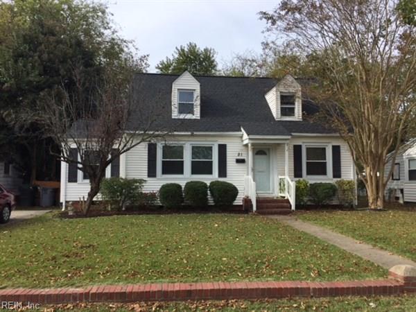 21 Charles St, Hampton, VA 23669 (#10162236) :: Berkshire Hathaway HomeServices Towne Realty