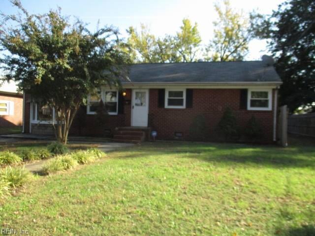 4111 Candlewood Dr, Hampton, VA 23666 (#10162762) :: Hayes Real Estate Team