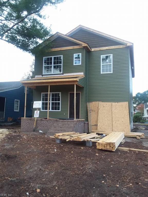 2512 Des Moines Ave, Portsmouth, VA 23704 (#10162988) :: The Kris Weaver Real Estate Team