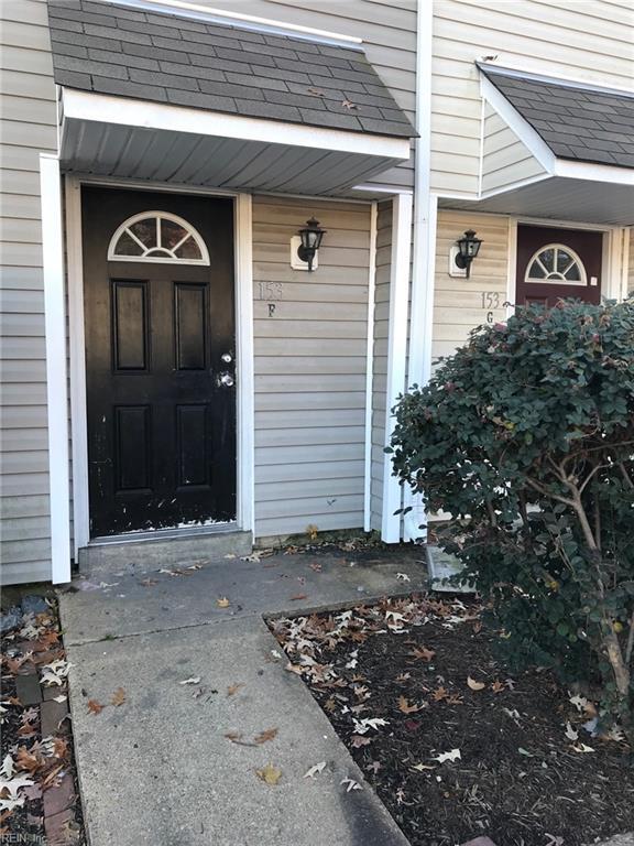 153 Delmar Ln F, Newport News, VA 23602 (#10163191) :: Green Tree Realty Hampton Roads