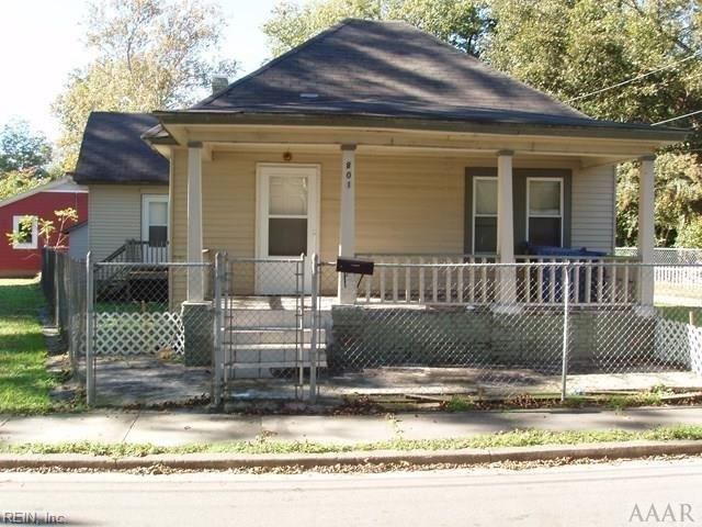 801 Morgan St, Elizabeth City, NC 27909 (#10165093) :: Austin James Real Estate