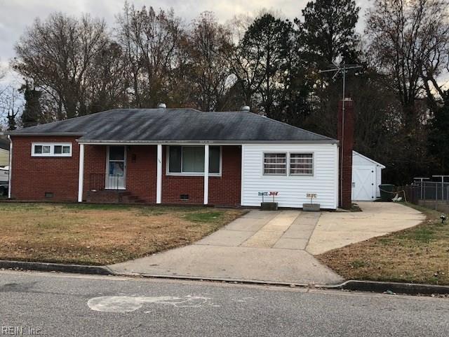 125 Woods Rd, Newport News, VA 23601 (MLS #10165614) :: AtCoastal Realty