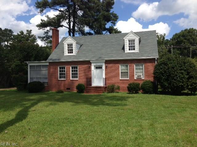 113 Magnolia Ave, Franklin, VA 23851 (#10165631) :: Atlantic Sotheby's International Realty