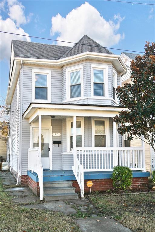 20 N Hope St, Hampton, VA 23663 (#10165634) :: The Kris Weaver Real Estate Team
