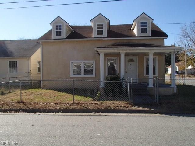 402 Wilson St, Franklin, VA 23851 (#10165842) :: Atlantic Sotheby's International Realty