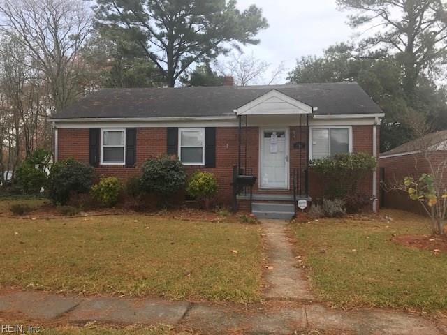 516 Waukesha Ave, Norfolk, VA 23509 (#10165920) :: RE/MAX Central Realty