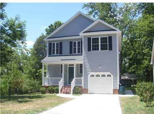43 Clifton St, Hampton, VA 23661 (#10166180) :: Hayes Real Estate Team