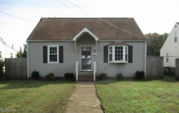 1130 N Mallory St, Hampton, VA 23663 (#10166307) :: Atlantic Sotheby's International Realty