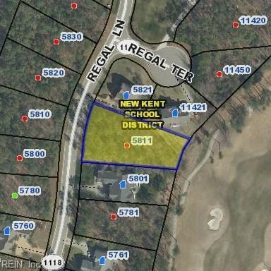 5811 Regal Ln, New Kent County, VA 23140 (#10166516) :: Atlantic Sotheby's International Realty