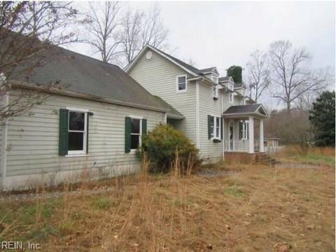 1720 Norwood Rd, King & Queen County, VA 23023 (MLS #10168673) :: Chantel Ray Real Estate