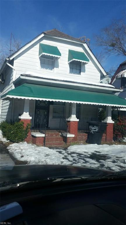 2608 Portsmouth Blvd, Portsmouth, VA 23704 (#10169384) :: Berkshire Hathaway HomeServices Towne Realty