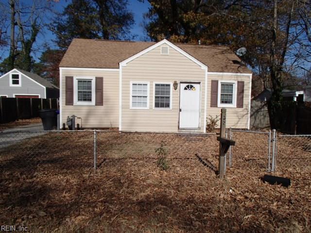33 Fiske St, Portsmouth, VA 23702 (#10169784) :: Green Tree Realty Hampton Roads