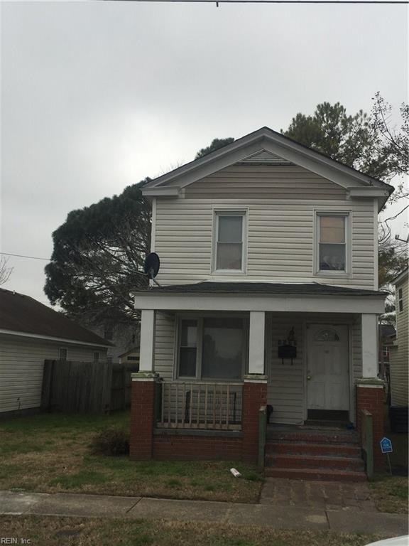 1523 Conoga St, Norfolk, VA 23523 (#10170091) :: Austin James Real Estate