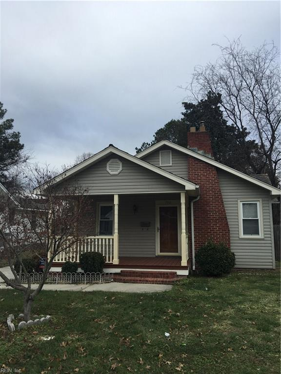 1532 Mcneal Ave, Norfolk, VA 23502 (#10170290) :: Berkshire Hathaway HomeServices Towne Realty