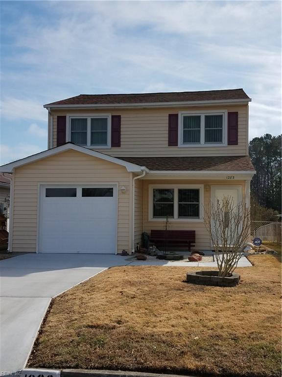 1283 New Land Dr, Virginia Beach, VA 23453 (#10170877) :: Austin James Real Estate