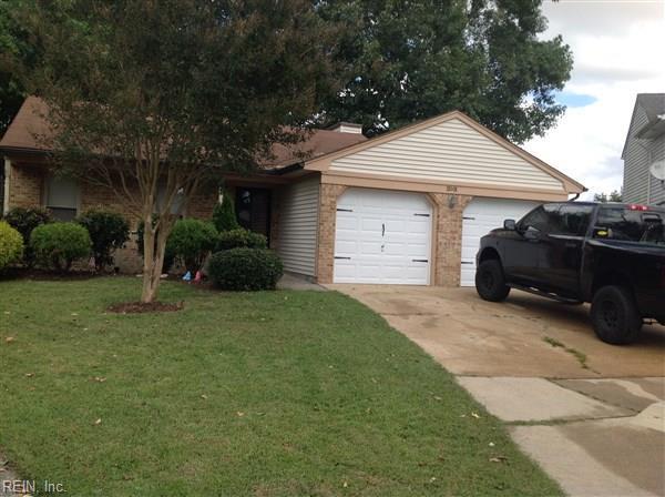 2001 Inverrary Ct, Virginia Beach, VA 23456 (MLS #10170963) :: Chantel Ray Real Estate