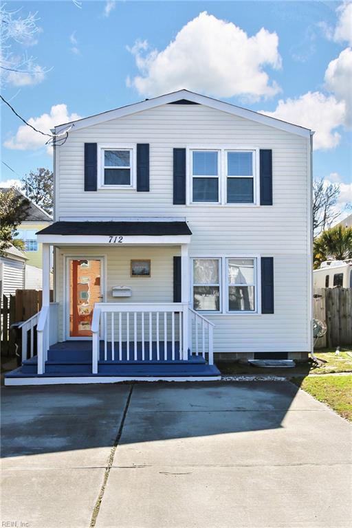 712 10th St, Virginia Beach, VA 23451 (#10172820) :: Austin James Real Estate