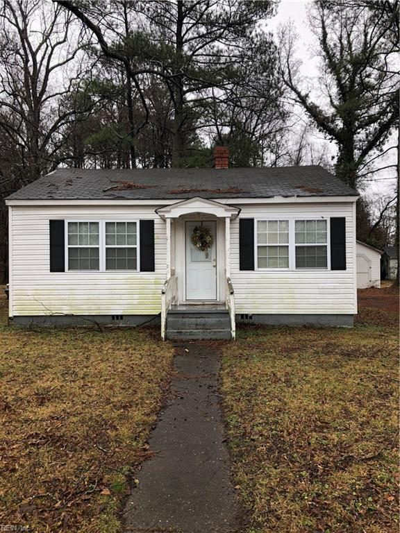 111 Fleetwood Ave, Sussex County, VA 23890 (#10173128) :: Reeds Real Estate