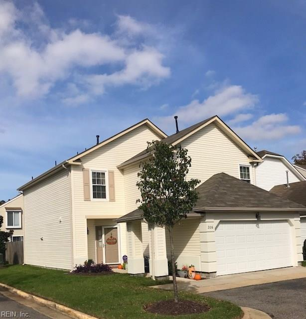 316 Brookrun Chse, Chesapeake, VA 23322 (#10173461) :: Abbitt Realty Co.