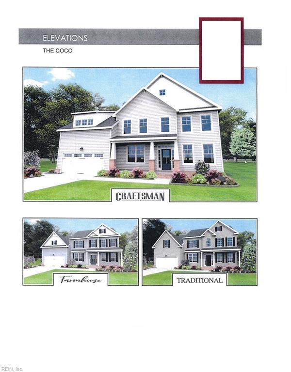 812 Corona Ln, Chesapeake, VA 23322 (MLS #10173962) :: Chantel Ray Real Estate