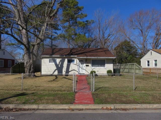 1927 Bancroft Dr, Hampton, VA 23663 (#10174352) :: Abbitt Realty Co.