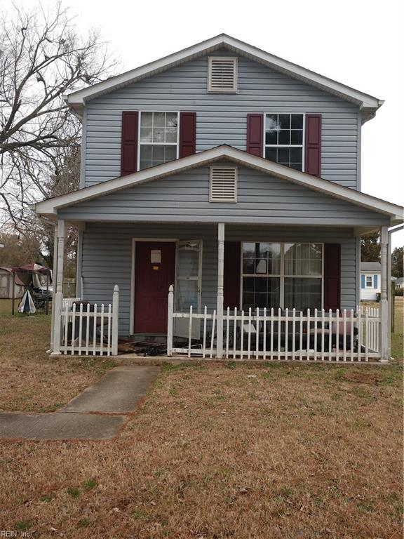 199 Windsor Ave, Isle of Wight County, VA 23430 (#10174961) :: Austin James Real Estate