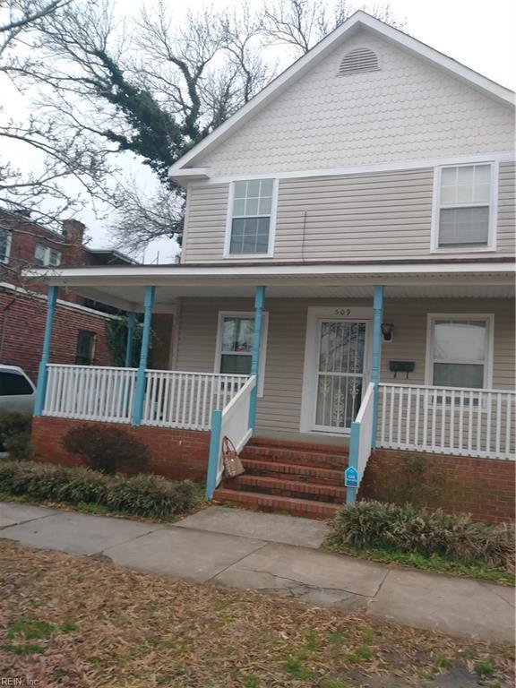 509 W 29th St, Norfolk, VA 23508 (#10175000) :: Abbitt Realty Co.