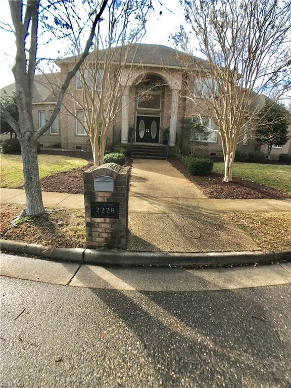 2228 Souverain Ln, Virginia Beach, VA 23454 (#10175133) :: The Kris Weaver Real Estate Team