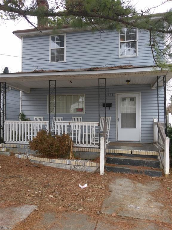 1235 21st St, Newport News, VA 23607 (#10175439) :: Abbitt Realty Co.