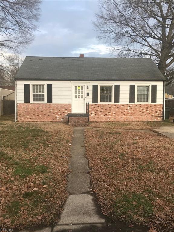 430 Hampton Roads Ave, Hampton, VA 23661 (#10176107) :: Abbitt Realty Co.