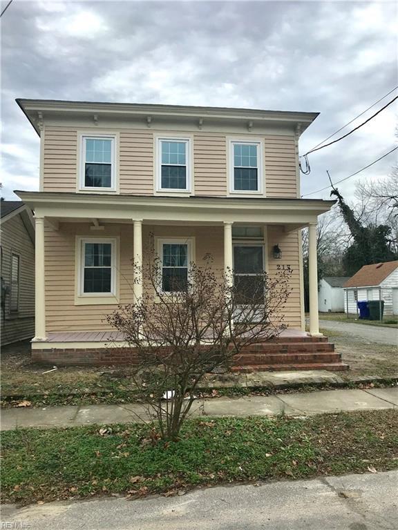217 Pearl St, Suffolk, VA 23434 (#10176342) :: Austin James Real Estate
