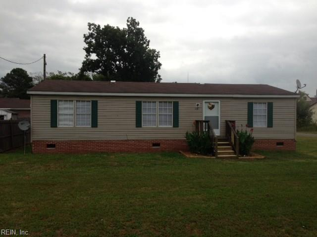 109 Burt St, Sussex County, VA 23890 (#10176368) :: Reeds Real Estate