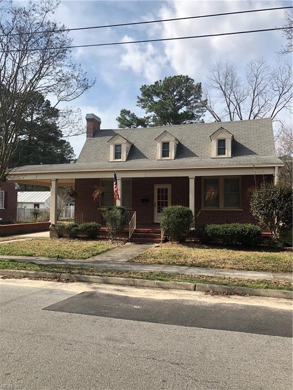 117 Military Rd, Suffolk, VA 23434 (#10176590) :: Austin James Real Estate