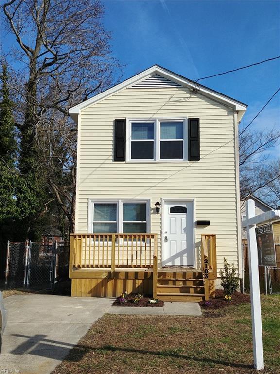 2103 Spadina Ave, Chesapeake, VA 23324 (#10177506) :: Hayes Real Estate Team