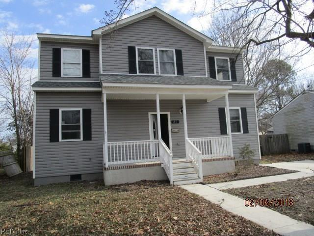 27 Pennwood Dr, Hampton, VA 23666 (#10177664) :: RE/MAX Central Realty