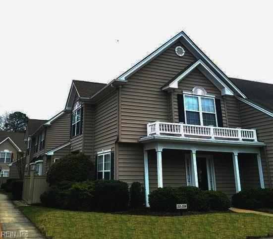 2521 Old Greenbrier Rd, Chesapeake, VA 23325 (#10177960) :: Resh Realty Group