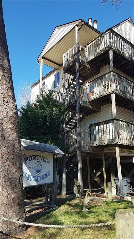 244 Portview Ave #2, Norfolk, VA 23503 (#10178134) :: Green Tree Realty Hampton Roads
