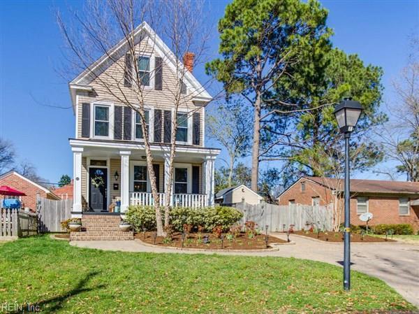 210 La Valette Ave, Norfolk, VA 23504 (#10178595) :: Austin James Real Estate