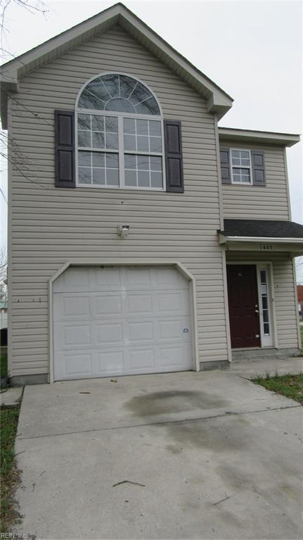 1445 Lasalle Ave, Portsmouth, VA 23704 (#10178596) :: Austin James Real Estate