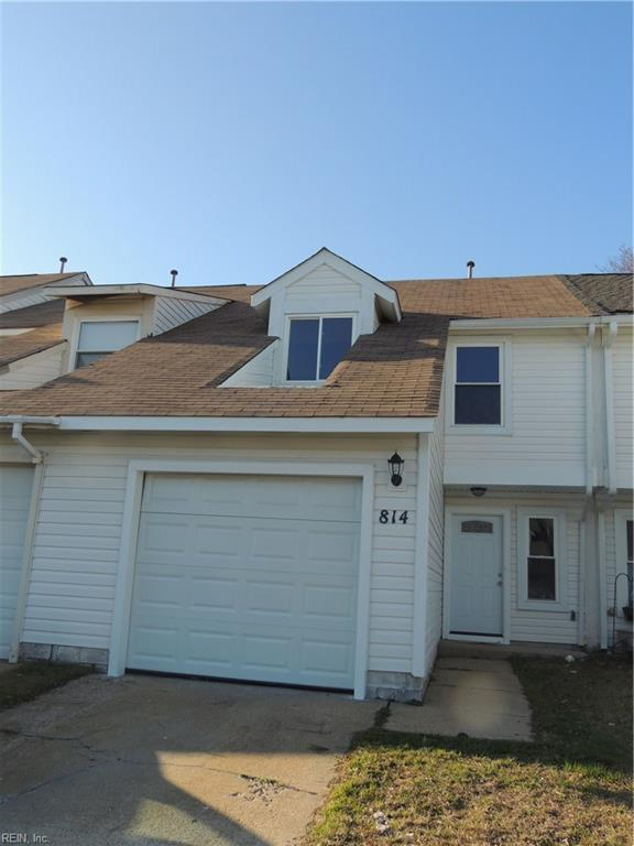 814 Quesnel Dr, Virginia Beach, VA 23454 (MLS #10179214) :: Chantel Ray Real Estate
