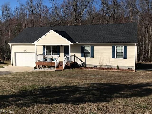 31185 Cypress Woods Trl, Southampton County, VA 23851 (#10179277) :: Austin James Real Estate