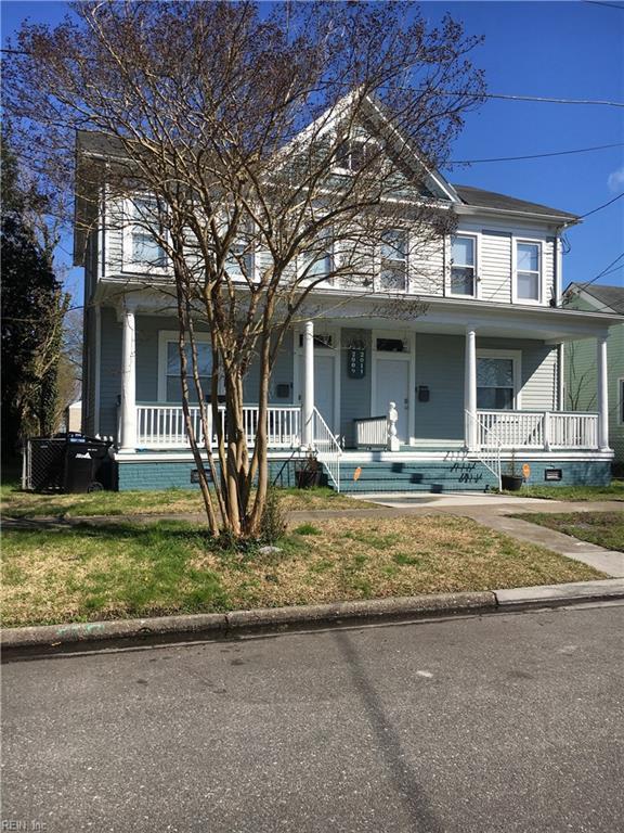 2011 Azalea Ave, Portsmouth, VA 23704 (MLS #10179860) :: Chantel Ray Real Estate