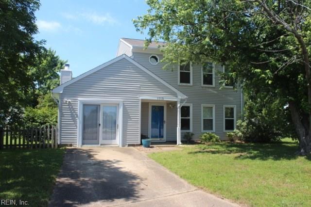 1713 Davinci St, Virginia Beach, VA 23454 (MLS #10180048) :: Chantel Ray Real Estate